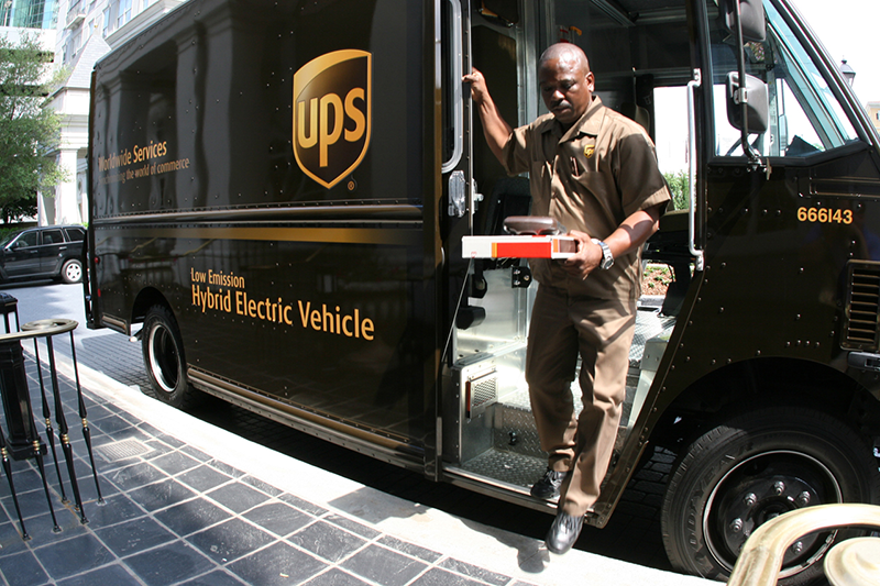 UPS Access Point - Duoplant