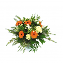 Boeket wit oranje - Duoplant