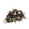 Rouwstuk in druppelvorm - gemengde kleuren - duoplant
