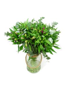Duoplant - Alstroemeria Boeket