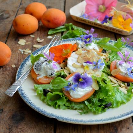 Duoplant koken met bloemen1