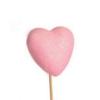 Duoplant – roze hart