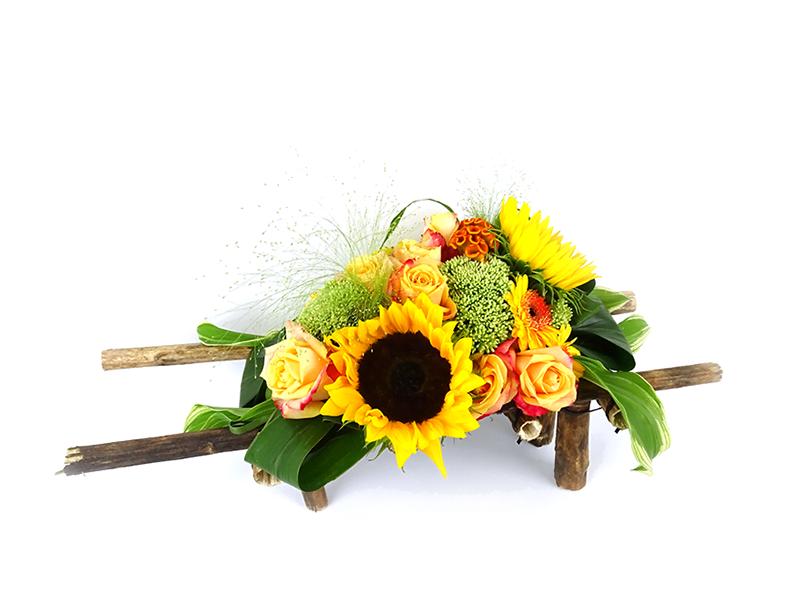 Nazomeren met bloemen workshop