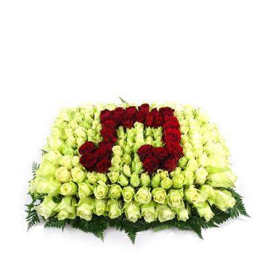 Duoplant - rouwstuk special