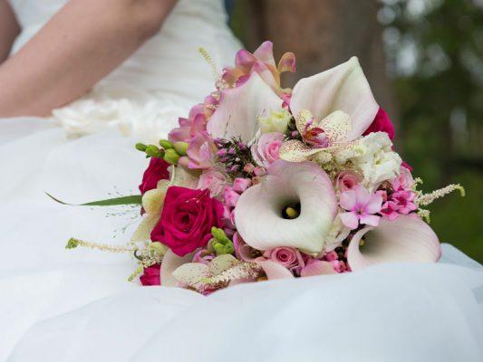 Geschiedenis van het bruidsboeket