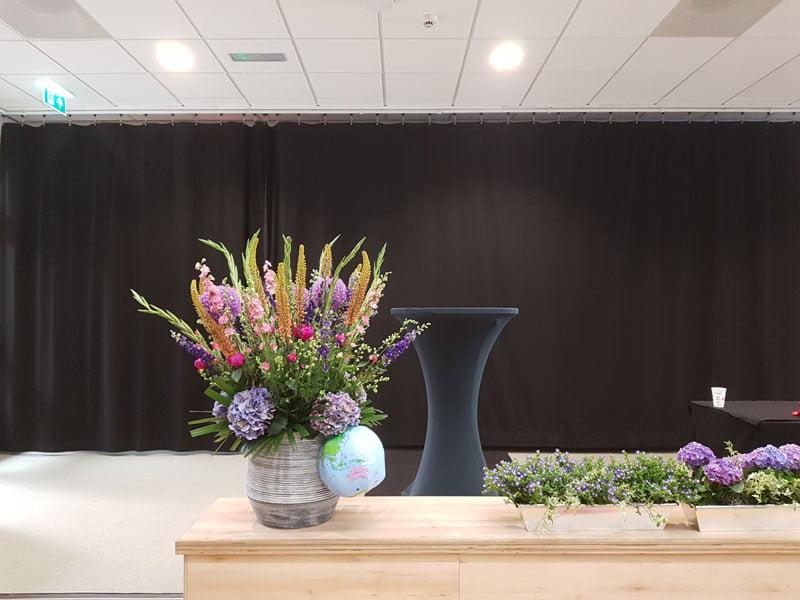Evenement aankleden met Bloemen en Planten - Duoplant